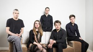 "Karosi Júlia Quartet & Ben Monder<br /> ""Without Dimensions"""